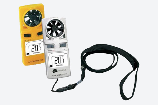 Anemometer Calibration