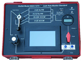 Air Flow Leak Monitor, Leak Tester, Leak Standard